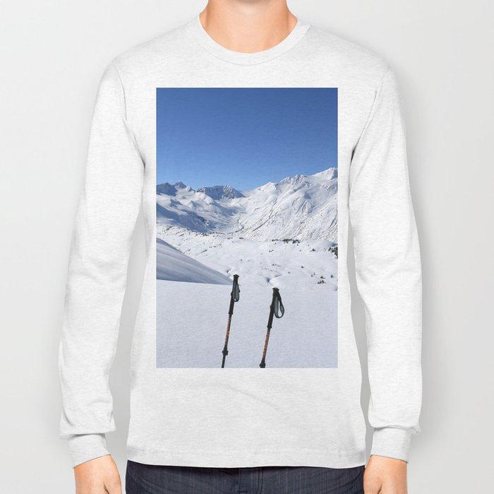 A Good Day Long Sleeve T-shirt
