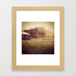 Daylight Comes Framed Art Print