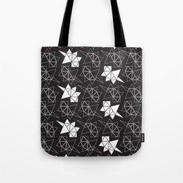Origami of Unicorn Tote Bag