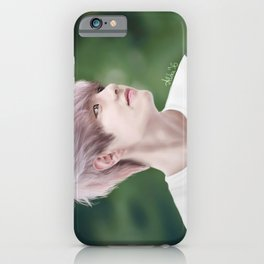 V - BTS  iPhone Case