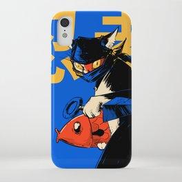 Neko Ninja iPhone Case