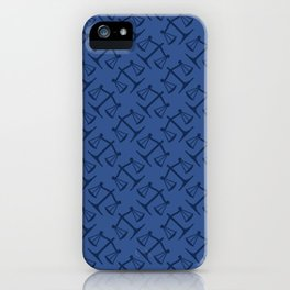 Scales of Justice design for Lawyers, Judges, and Law Enforcement iPhone Case