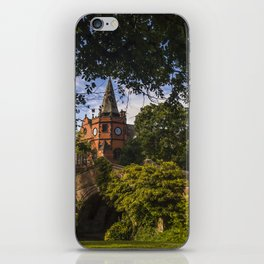 Port Sunlight Village in Summer iPhone Skin