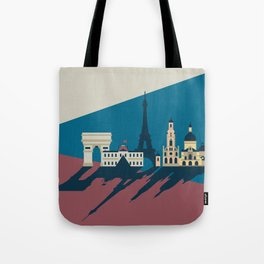 Paris - Cities collection  Tote Bag