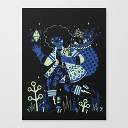 Cosmic Thief Canvas Print