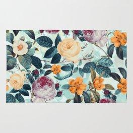 Rose Garden Rug