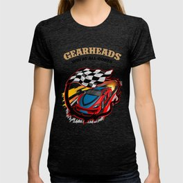 Gearheads Win at all Costs T-shirt