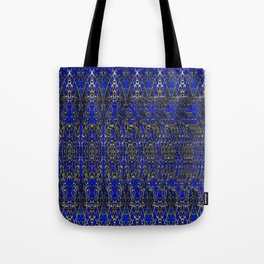 Spiral Ball Stereogram Tote Bag
