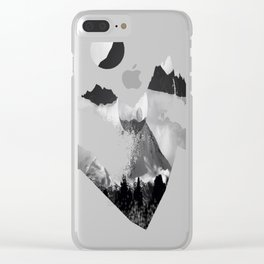 Orderless Clear iPhone Case