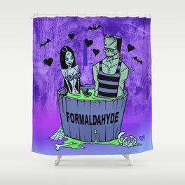 LOVE TUB  Shower Curtain