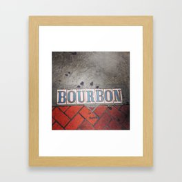 Have a drink on me Framed Art Print