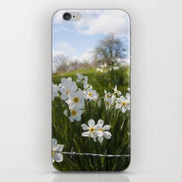 More happy flowers iPhone Skin