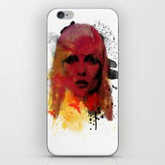Debbie Harry - Blondie iPhone & iPod Skin