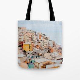 Manarola, Cinque Terre III Tote Bag