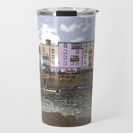 Seaside Apartments Travel Mug