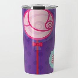 Lolipop - CosmoLOL!icious Travel Mug