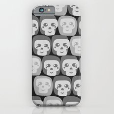 Boo - Skulls Pattern iPhone 6s Slim Case