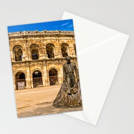 For Whom The Bull Tolls Stationery Cards