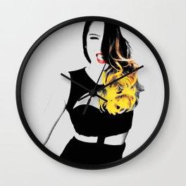 POPGirl Wall Clock