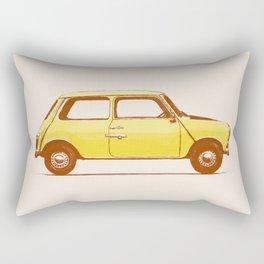 Famous Car #1 - Mini Cooper Rectangular Pillow