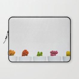 Colorful Pots Laptop Sleeve