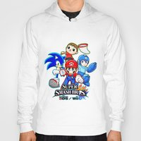 super smash bros Hoodies featuring Super Smash Bros  by Blaze-chan