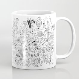 Balustrade B001 Coffee Mug