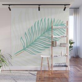 Jacksonville, Florida Palm Leaf Wall Mural