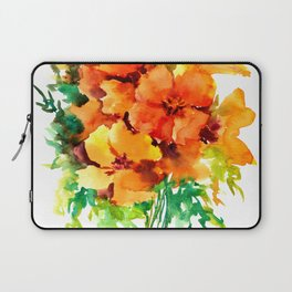 Californian Poippies Laptop Sleeve