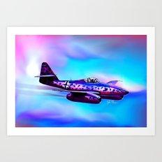 Me 262 Art Print