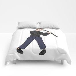 Leo Fitz Comforters