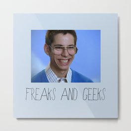 Freaks & Geeks - Bill Haverchuck Metal Print