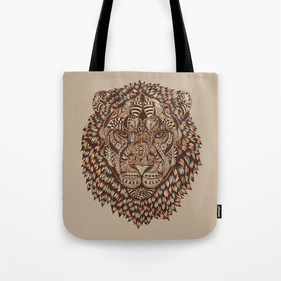 Lion (Royal) 2.0 Tote Bag