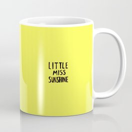 Little Miss Sunshine Coffee Mug