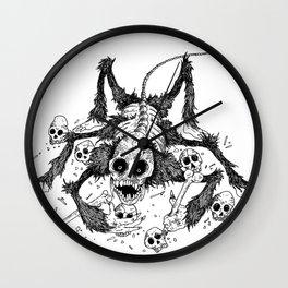GREED Wall Clock