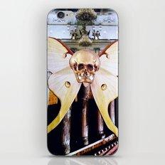 CATACOMBS iPhone & iPod Skin