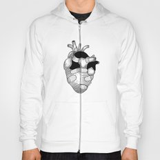 The strongest hearts have the most scars Hoody