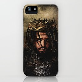 KING COLE iPhone Case