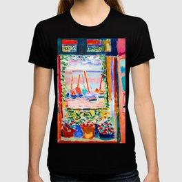 Henri Matisse Open Window T-shirt