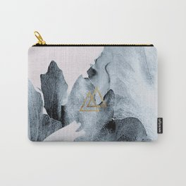 Vegetable plant abstract Carry-All Pouch
