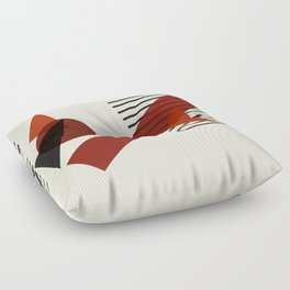 A Notion - Abstract Art Floor Pillow
