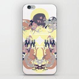 Skulls on the Water iPhone Skin