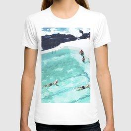 Resolutions (watercolour) T-shirt