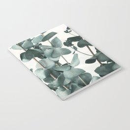 Eucalyptus Leaves Notebook