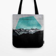 Mountains III Tote Bag