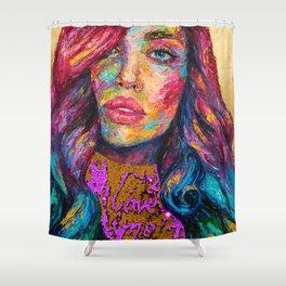 Love Me Shower Curtain