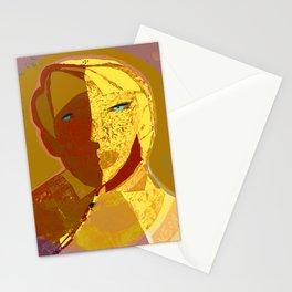 Mars and Venus Stationery Cards