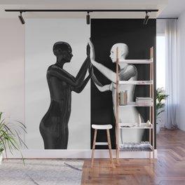 Duality I Wall Mural