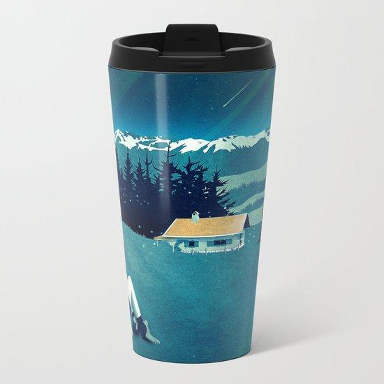 Magical Solitude Metal Travel Mug