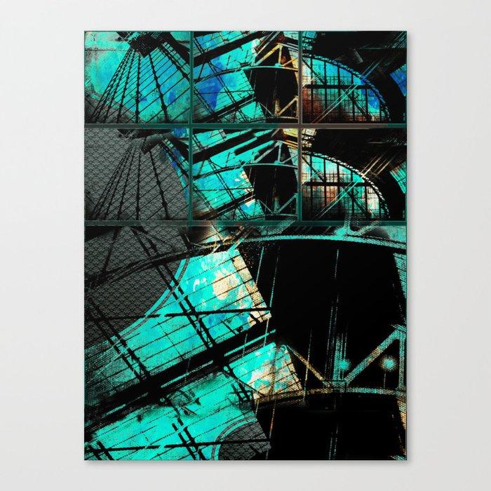 Contact Fail Canvas Print